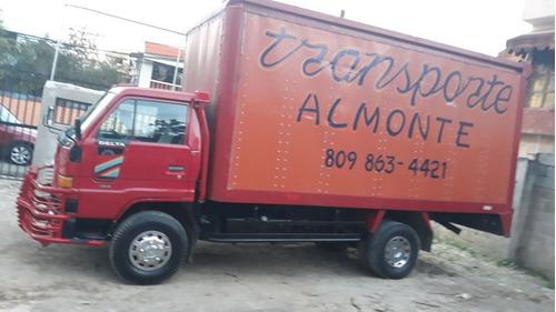 transporte almonte gil
