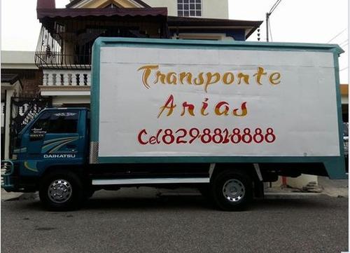 transporte arias