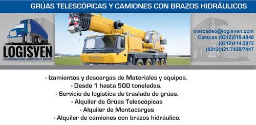 transporte camión 350 npr 600 750 toronto gandola low boy