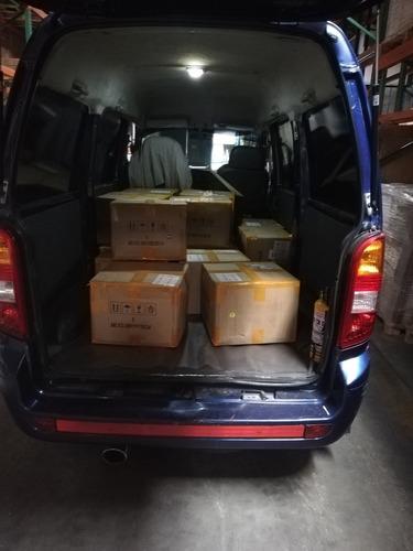 transporte carga durante la cuarentena.