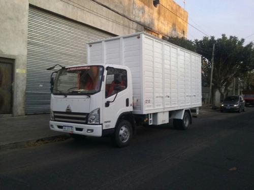 transporte cargas generales corta y larga distancia. mudanza
