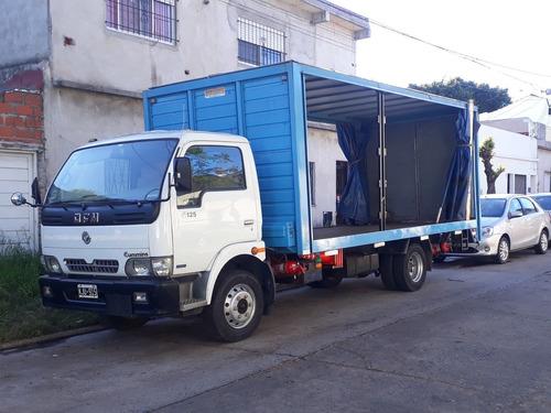 transporte cargas peligrosas y generales / mudanzas / fletes