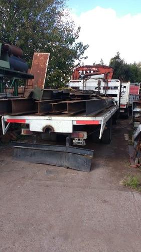 transporte con hidrogrua: máquinas y cargas en general