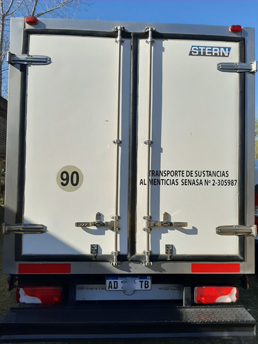 transporte congelado y refrigerado