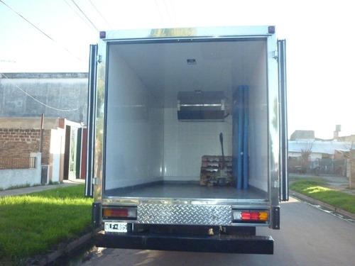 transporte congelados refrigerados y secos