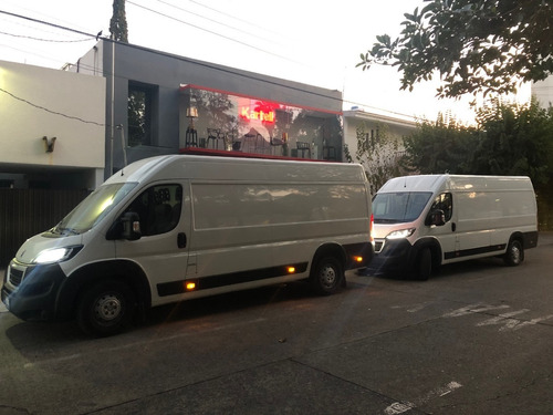 transporte de carga 2 toneladas