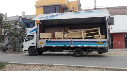 transporte de carga - en ransa - neptunia - villas oquendo