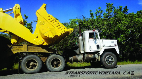 transporte de carga pesada!