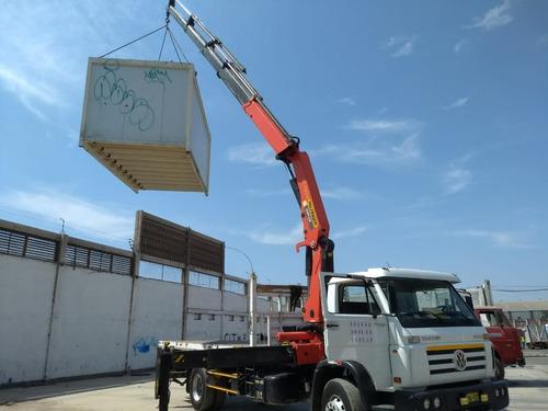 transporte de carga pesada con camiones grua a nivel naciona