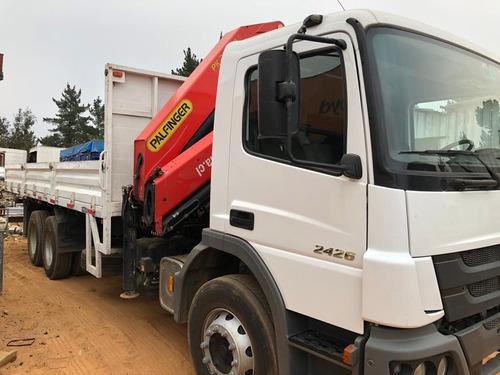 transporte de carga pesada(zeal/camino la pólvora)