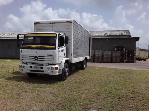 transporte de carga refrigerada a nivel nacional.