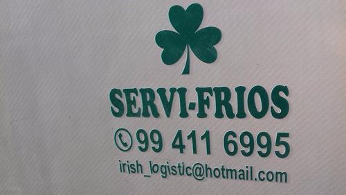 transporte de carga refrigerada lima-peru servifrios