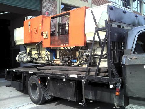 transporte de maquinas,movimientos industriales e hidrogruas