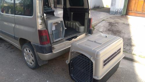 transporte de mascotas perros y cachorros a todo el pais
