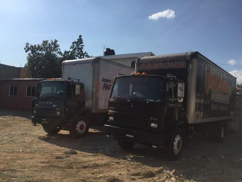 transporte de mudanza y cargas en santiago y todo el pais