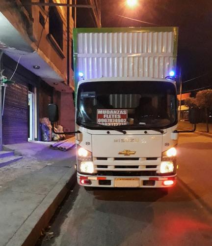 transporte de mudanzas