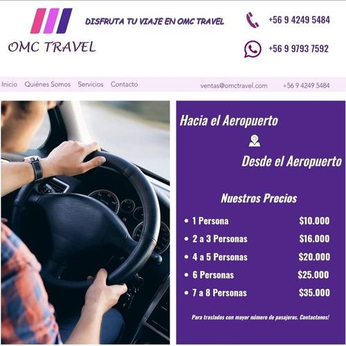 transporte de pasajeros, turismo, viajes especiales