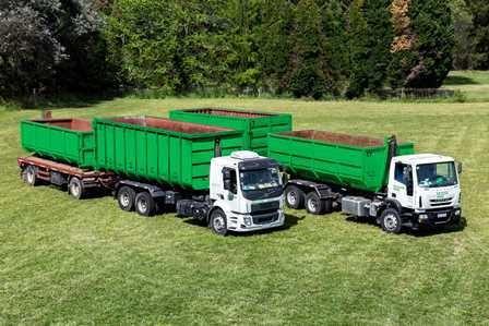 transporte de residuos industriales no especiales