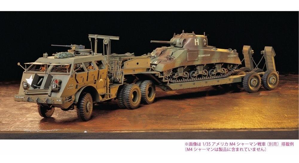 Tamiya VEHICULO DE Transporte DE Tanques Dragon Wagon