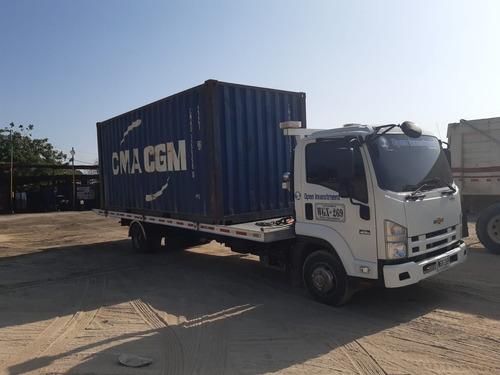transporte de vehículos, maquinaria y contenedores