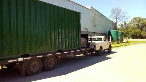 transporte de vehiculos y cargas en general