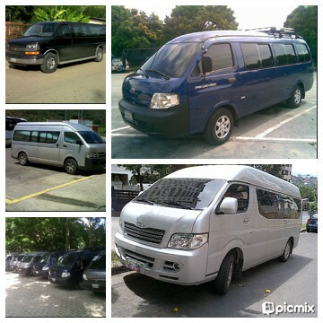 transporte ejecutivo, servicio