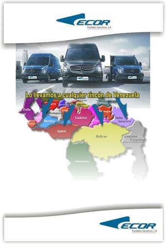 transporte ejecutivo traslados vans y autobuses