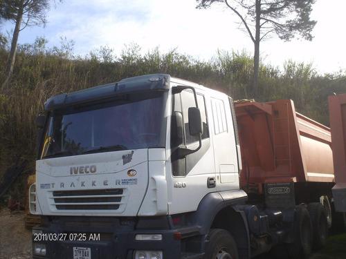 transporte en camiones cavas, gandolas en general