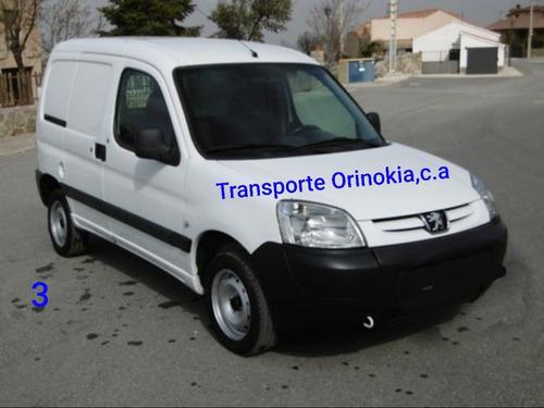 transporte encomienda servicios