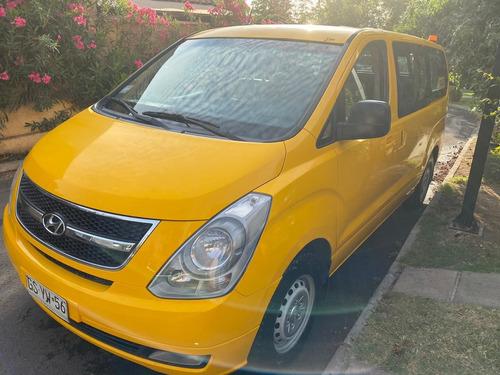 transporte escolar hyundai new h1 gls 2014
