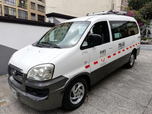 transporte especial, de turismo y pasajeros
