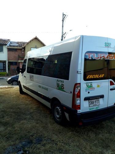 transporte especial para empresas y turismo