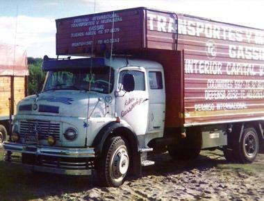transporte fletes mudanzas