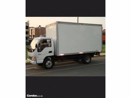 transporte gabriel /mudanzas y cargas en santiago/