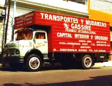 transporte gassire fletes y mudanzas