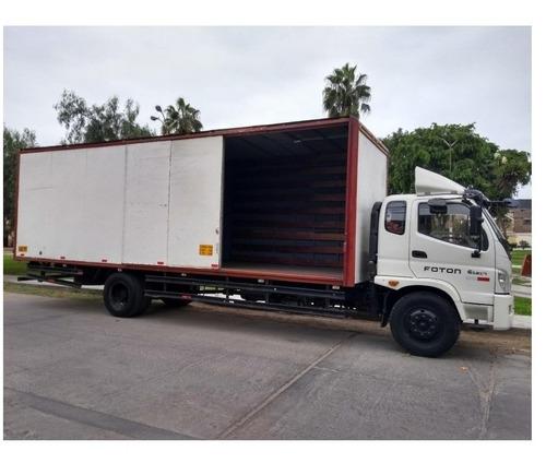 transporte mudanzas - eliminación de desmonte cel:992365330