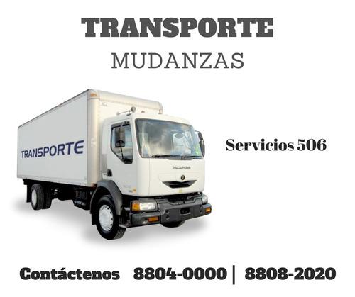 transporte mudanzas fletes