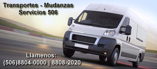transporte mudanzas- fletes pick-up san josé - heredia
