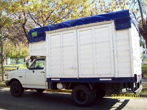 transporte, mudanzas, fletes, repartos, viajes al interior