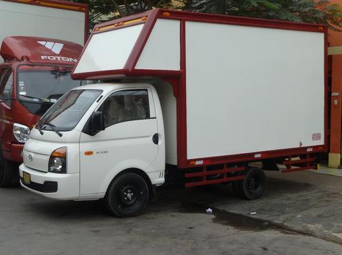 transporte mudanzas furgon whatsapp 992365330 - tlf. 5612896