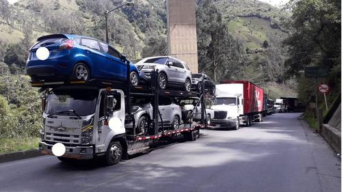 transporte nacional de vehículos