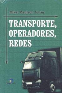 transporte, operadores, redes mikel mauleón tor envío gratis