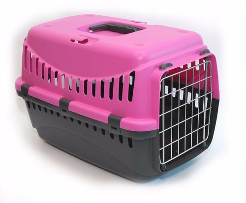 transporte perros jaula
