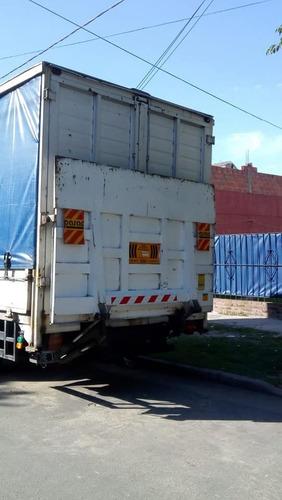 transporte por mudanzas