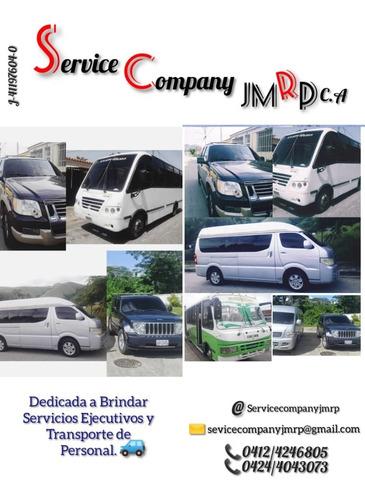 transporte privado empresarial y ejecutivo a nivel nacional