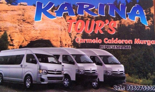 transporte privado o turístico