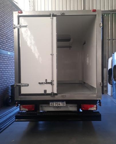 transporte refrigerado-congelado