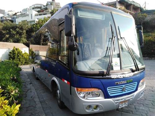 transporte turístico y transporte de personal