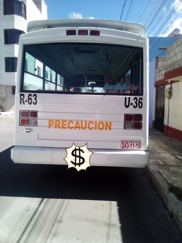 transporte urbano 2007