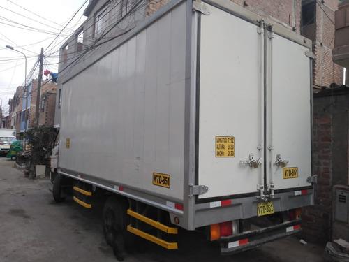 transporte y carga de mercadería